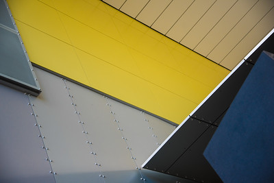 Melbourne Museum Not Mondrian