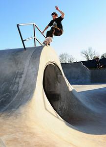 """Published in Australia's SLAM skateboarding Magazine  September 2009 """"The Legend Of Dorfus"""""""