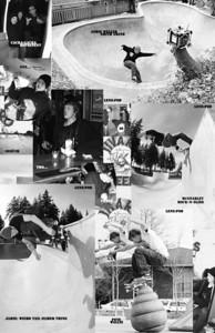 Jivaro Wheels Tour: LOWCARD skate zine #28