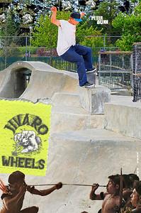Peter Gunn  JIVARO Wheels website