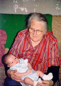 Granny Gibson & Cameron