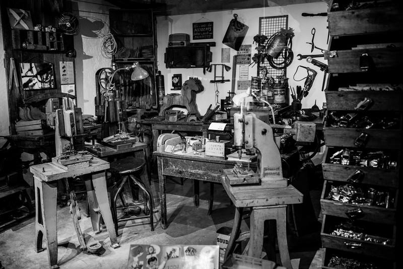 Atelier de jouets