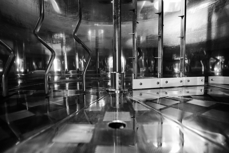 Cuve de brassage et empatage de bière