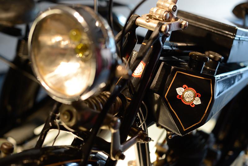 Ravat 125 cc type ER 1 - 1924