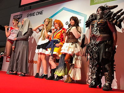 Digital Game Manga Show 2017 - Strasbourg