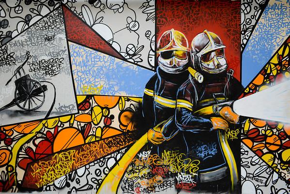Musée du Sapeur Pompier - Vieux Ferrette