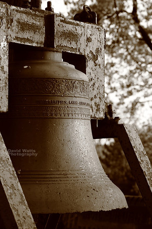 Victory Bell, Hilltopper Hill - Glenbard West H.S.