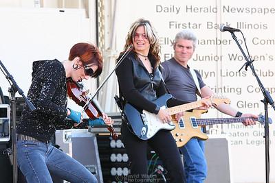Music at the Taste of Glen Ellyn