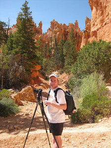 Day hike down into Bryce Canyon.