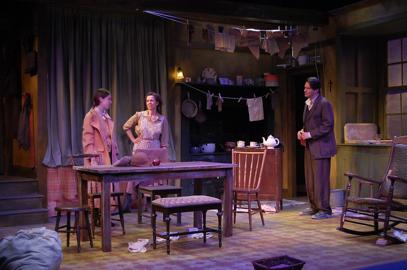 "<h2>MEN SHOULD WEEP (Griffin Theatre)</h2> <p></p><h4><strong>*Jeff Award Nomination for Outstanding Scenic Design <br>*Jeff Award Best Production - Play</strong> <br> ""vividly realized here in Courtney O'Neill's detailed set"" -- Chicago Reader</h4>"