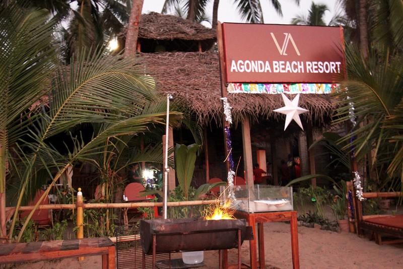 Christmas eve in Goa