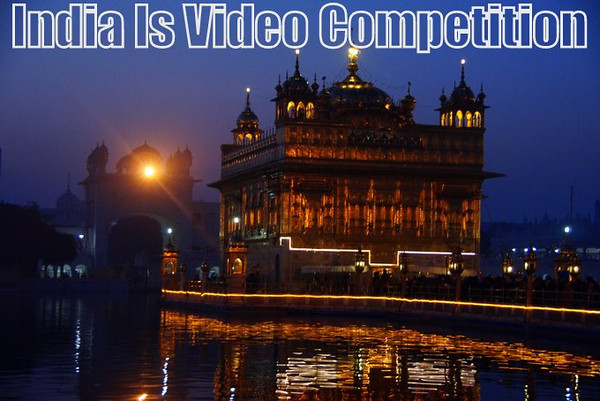 India Is Video Compeition
