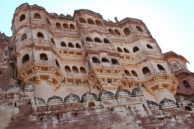 the fort in jodhpur