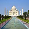Agra/ Taj Mahal