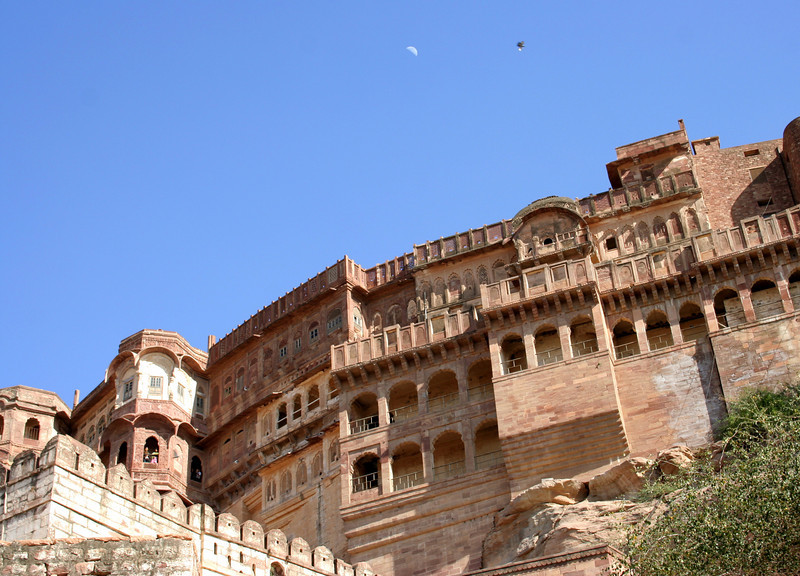 the fort in jodhpur