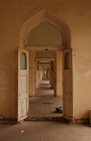 Endless doorway