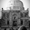 Photo courtesy of Erin. A ruined edifice, dating from the late 1400s, in Delhi's Lodi Gardens