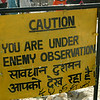 This sign explained the 'danger' of which we had been unaware :-)