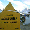 Photo courtesy of Gabe McGann. The summit of the Lachalung La, Ladakh, India.