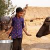 Fetching water, Jammu