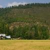 A homestead in North Kashmir
