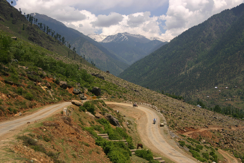 North Kashmir has many enticing roads to explore