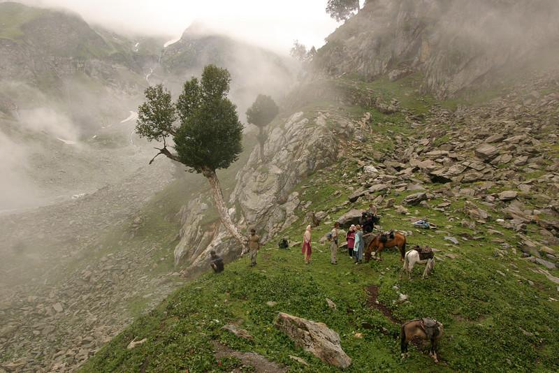 Kolahoi, Kashmir