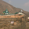 A Muslim shrine near Anantnag, Kashmir