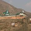 A Muslim shrine near Anantnag, Kashmir
