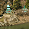 A small Muslim shrine by the Lidder River near Pahalgam, Kashmir