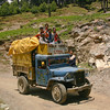 Village transport, Kashmir