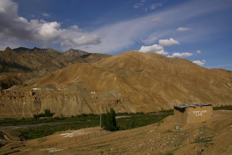 I wonder if they have wireless? Ladakh, India.