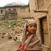 A Balti girl near Sonamarg, Kashmir