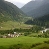 The scenic village of Aru (about 8000 feet elevation) near Pahalgam, Kashmir