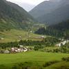 The scenic village of Aru (about 8000 feet elevation) near Pahalgam, Kashmir