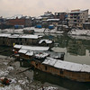 Houseboats on the Jhelum River, Srinagar