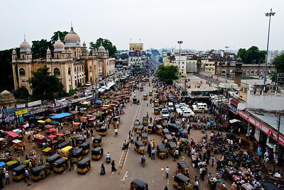 High in Hyderabad