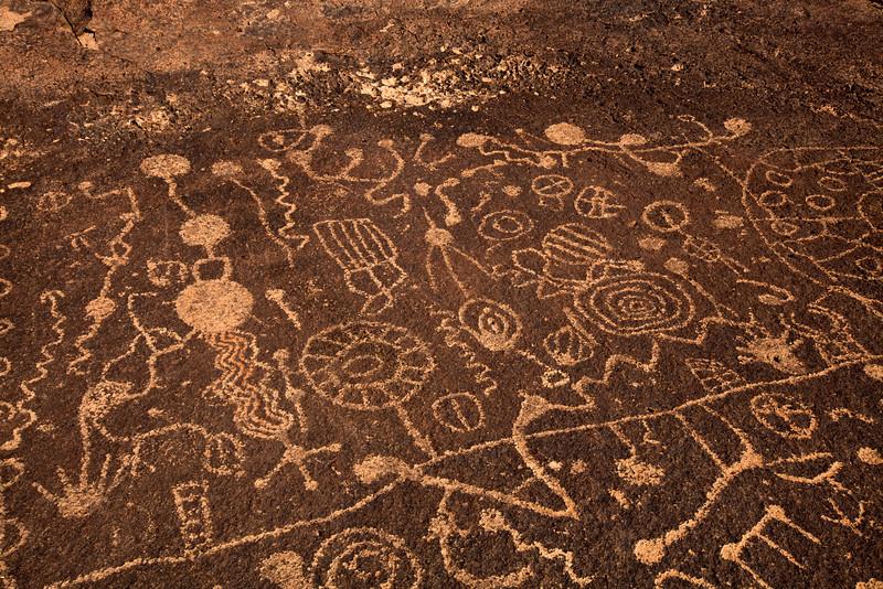 Sky Rock Petroglyphs