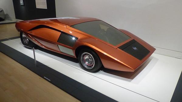 Indianapolis Museum of Art - Car Exhibit