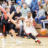 Don Knight / The Herald Bulletin<br /> Anderson hosted Logansport on Friday.