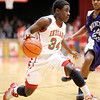 Don Knight / The Herald Bulletin<br /> Anderson hosted Muncie Central on Thursday.