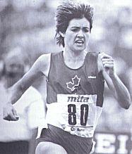 Individuals - Debbie Bowker in flight