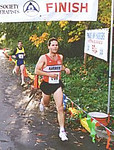 Individuals - Sylvan Smyth and Phil Nicholls at the 1998 Respiratory Awareness 5K