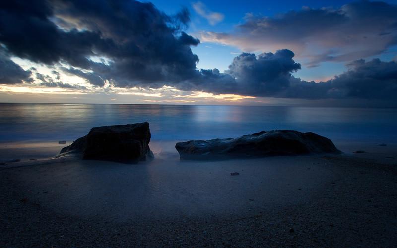 Thomas sunset pano