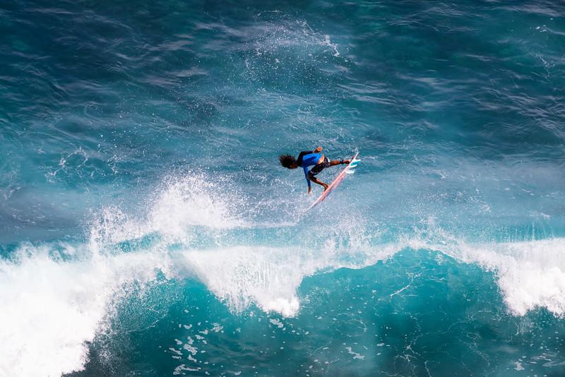 Machado cliff
