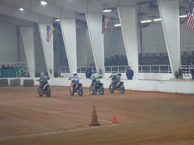 Indoor Flattrack Priceville AL Dec 7 2013