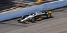 Josef Newgarden at the Indianapolis Motor Speedway...