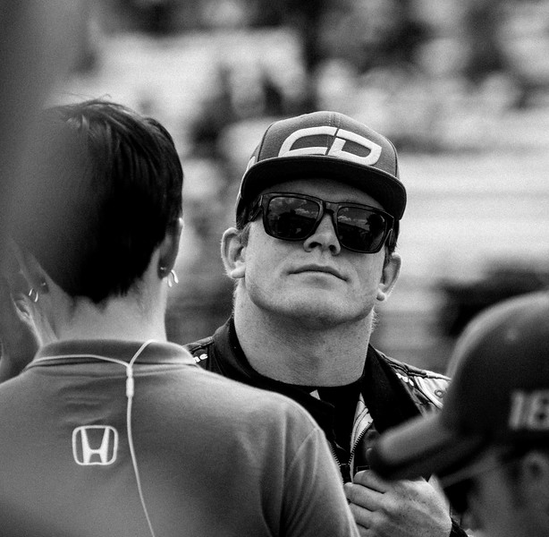 Conor Daly...Indianapolis