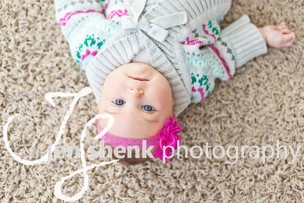 Gracelyn (4 months)