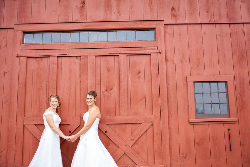 Kristen & Sarah